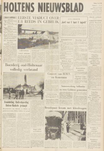 Holtens Nieuwsblad 1969-06-13