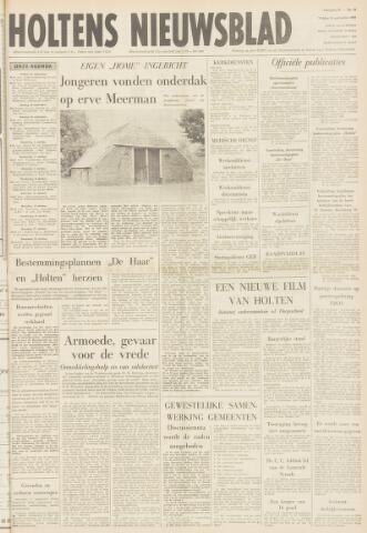 Holtens Nieuwsblad 1969-09-26