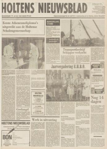 Holtens Nieuwsblad 1979-06-08