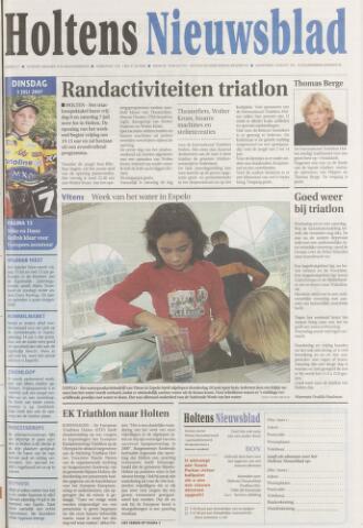 Holtens Nieuwsblad 2007-07-03