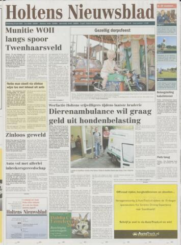 Holtens Nieuwsblad 2003-07-24