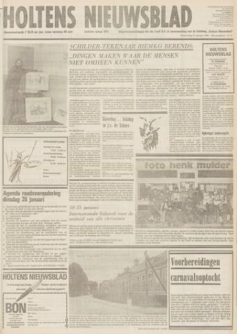 Holtens Nieuwsblad 1982-01-21