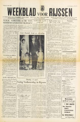Weekblad voor Rijssen 1963-04-19