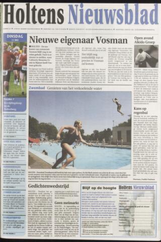 Holtens Nieuwsblad 2008-05-13