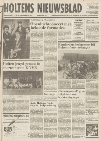 Holtens Nieuwsblad 1980-08-08