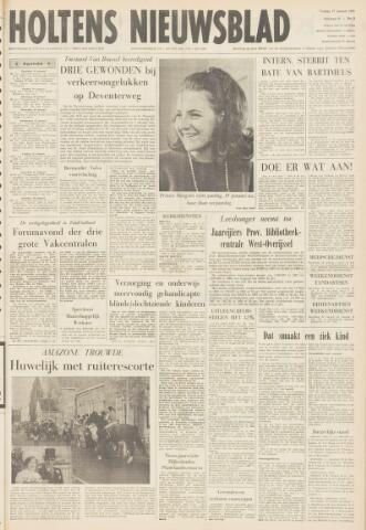 Holtens Nieuwsblad 1969-01-17