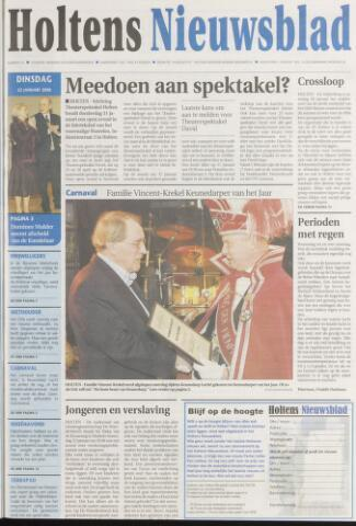 Holtens Nieuwsblad 2008-01-22