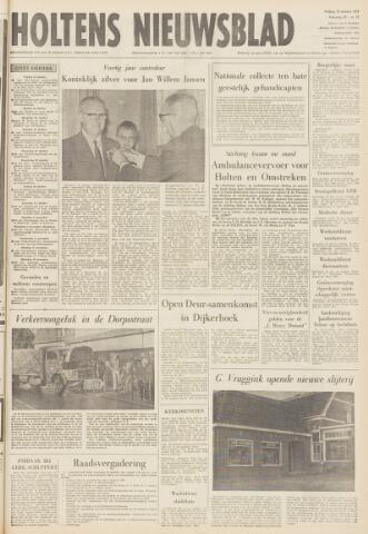 Holtens Nieuwsblad 1970-10-23