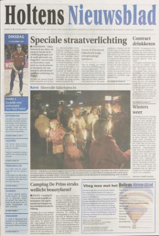 Holtens Nieuwsblad 2007-12-11