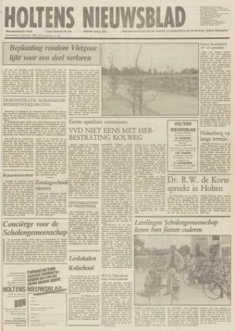 Holtens Nieuwsblad 1983-09-08