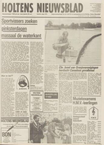 Holtens Nieuwsblad 1982-05-27