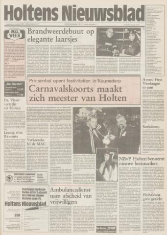 Holtens Nieuwsblad 1992-02-06