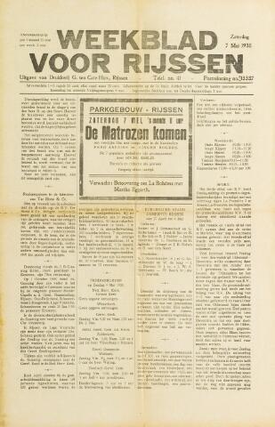 Weekblad voor Rijssen 1938-05-07