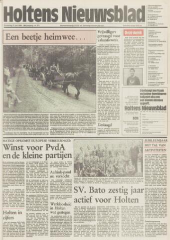 Holtens Nieuwsblad 1984-06-21