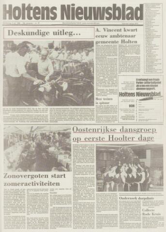 Holtens Nieuwsblad 1986-07-03