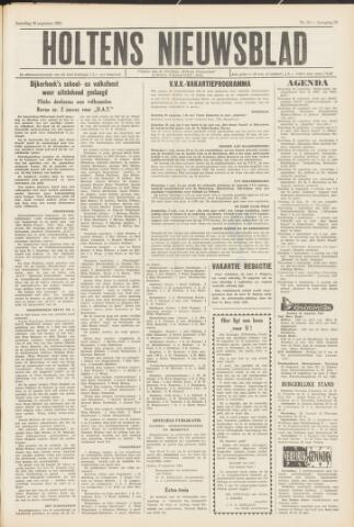 Holtens Nieuwsblad 1965-08-28