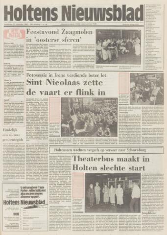Holtens Nieuwsblad 1986-11-27