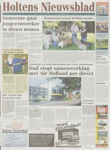 Holtens Nieuwsblad 2002-09-05