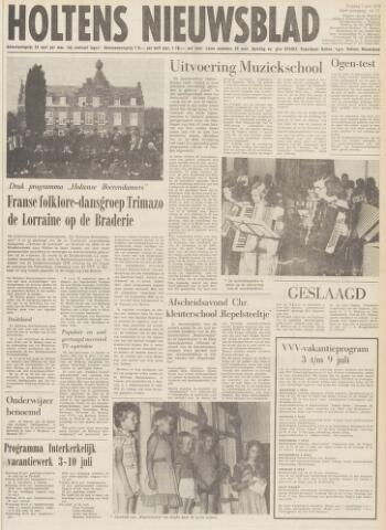 Holtens Nieuwsblad 1976-07-02