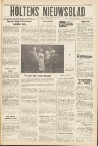 Holtens Nieuwsblad 1964-09-19