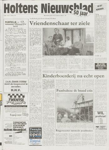 Holtens Nieuwsblad 1999-04-01