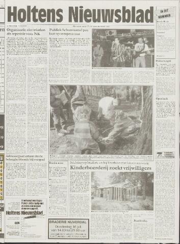 Holtens Nieuwsblad 1998-07-16