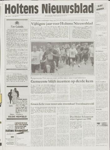 Holtens Nieuwsblad 1999-01-07