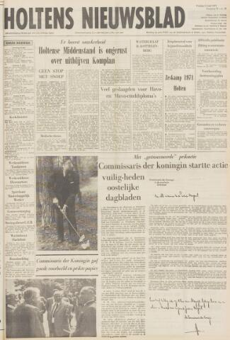 Holtens Nieuwsblad 1971-06-11