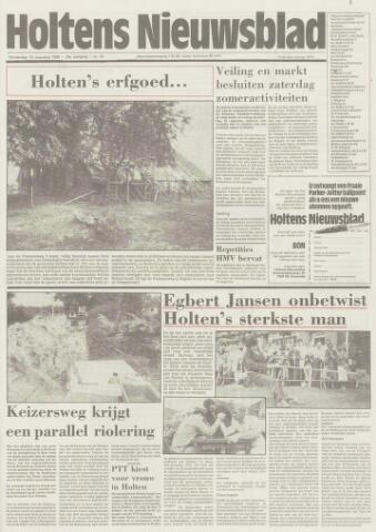 Holtens Nieuwsblad 1986-08-14