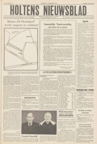 Holtens Nieuwsblad 1959-11-07