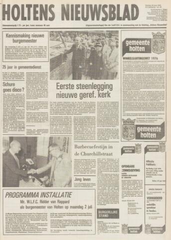 Holtens Nieuwsblad 1979-06-29