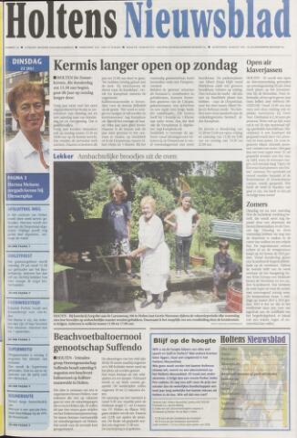 Holtens Nieuwsblad 2008-07-22