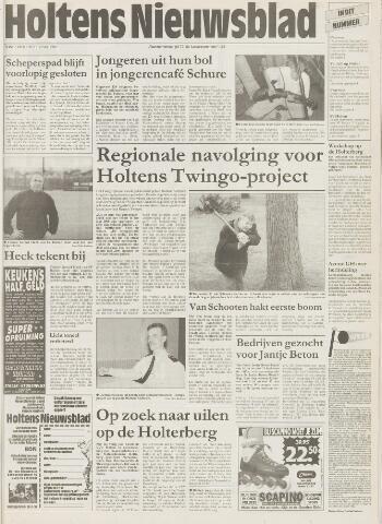 Holtens Nieuwsblad 1997-02-20