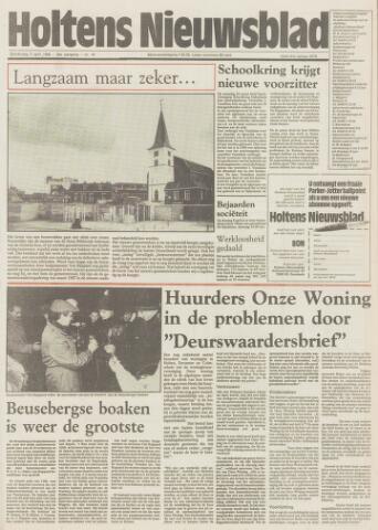 Holtens Nieuwsblad 1986-04-03