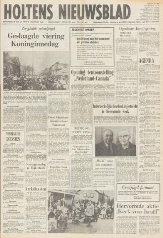 Holtens Nieuwsblad 1975-05-02