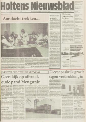 Holtens Nieuwsblad 1985-02-07