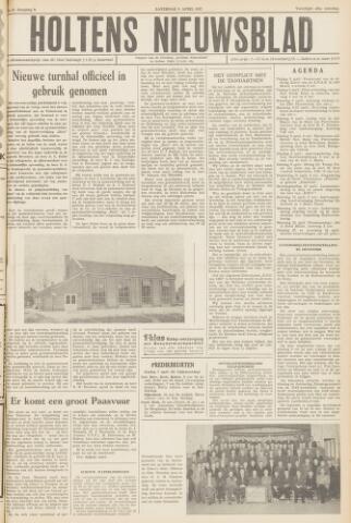 Holtens Nieuwsblad 1957-04-06