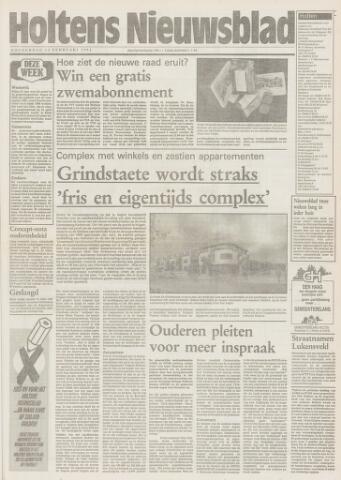 Holtens Nieuwsblad 1994-02-24