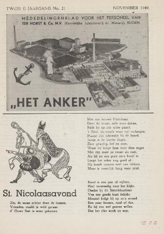 Het Anker 1949-11-01