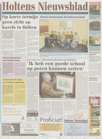 Holtens Nieuwsblad 2002-03-07