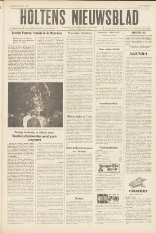 Holtens Nieuwsblad 1965-04-24