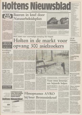 Holtens Nieuwsblad 1992-03-12