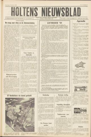 Holtens Nieuwsblad 1964-10-10