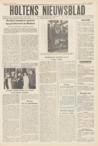 Holtens Nieuwsblad 1966-09-24