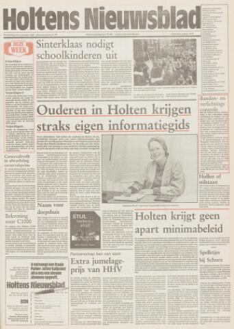 Holtens Nieuwsblad 1988-11-10