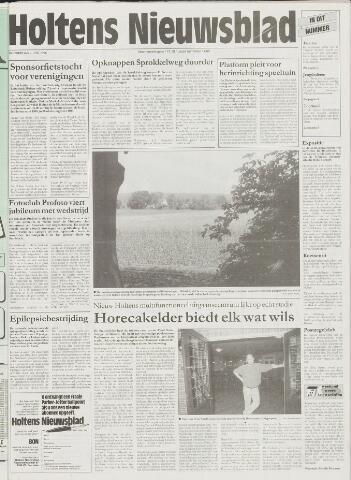 Holtens Nieuwsblad 1998-06-04