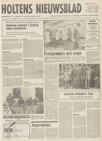 Holtens Nieuwsblad 1978-09-01