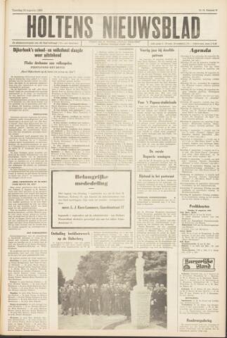 Holtens Nieuwsblad 1964-08-22