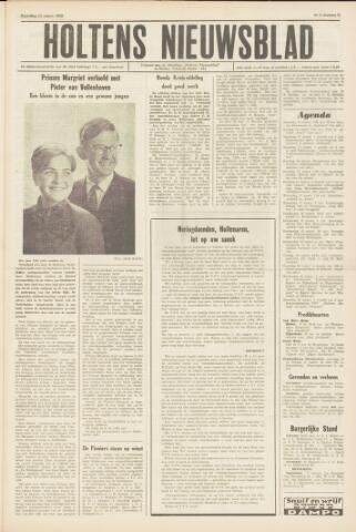 Holtens Nieuwsblad 1965-03-13