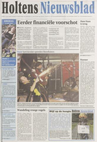 Holtens Nieuwsblad 2009-07-14